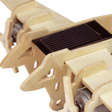 Solar Energy Drived - Natural Wooden Aircrafts - Bomber P330