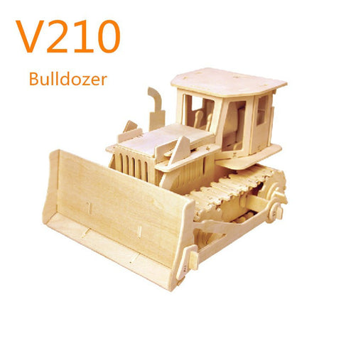 R/C Vehicles-Construction Bulldozer V210