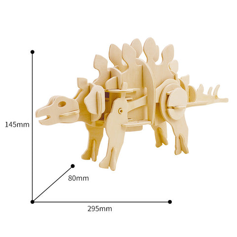 Robotic Walking Animal-Power Control Series  D440S Stegosaurus