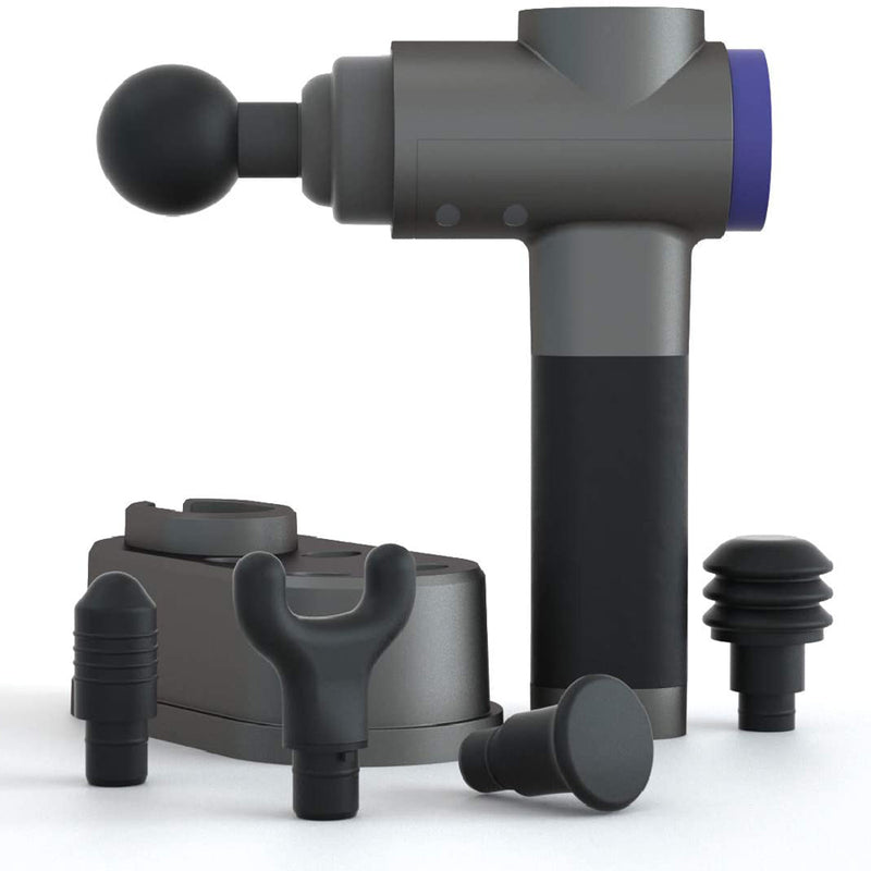 Percussion Massage Gun with Five Functional Heads