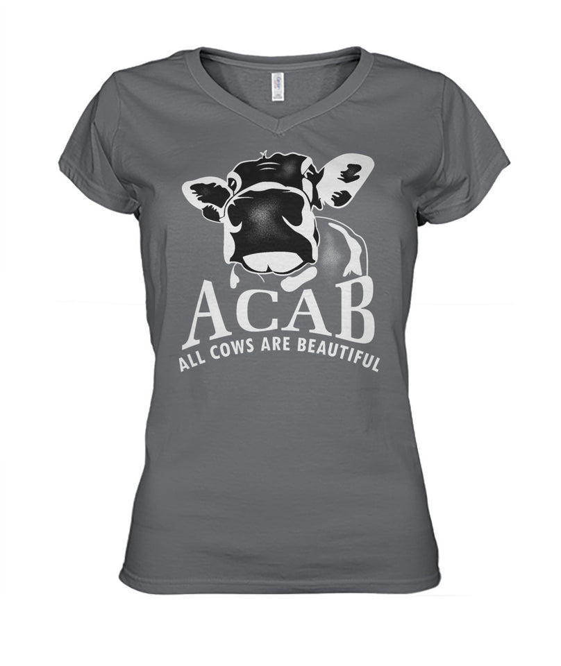 ACAB-All cows are beautiful - Barnsmile.com-Barnsmile.com-shirt, tees, clothings, accessories, shoes, home decor