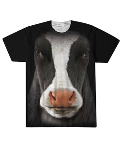 Cow face  Sublimation Tee