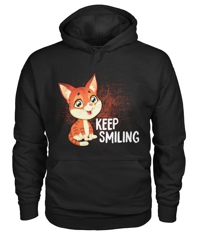 Keep smiling - CAt