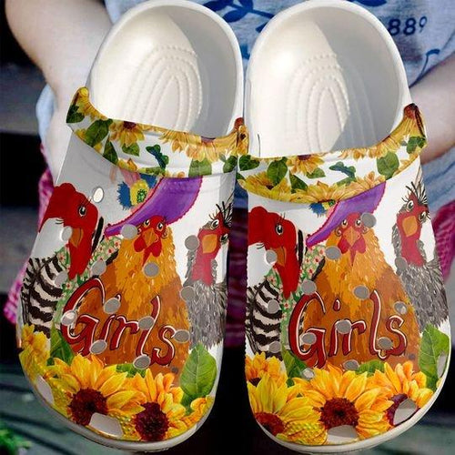 Chicken Croc Clog Unisex Fashion Style For Women, Men Chicken Croc Clog Unisex Fashion Style For Women, Men - Vegamart.com