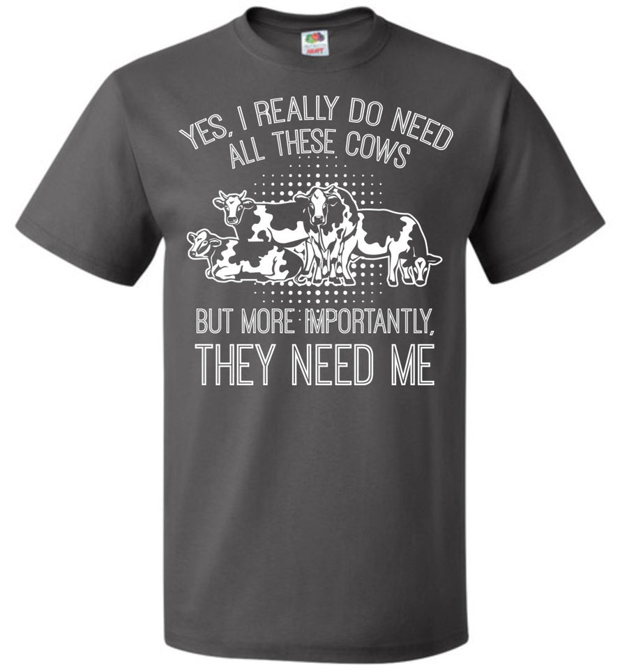 Yes i really do need all these cows