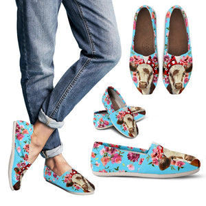 Women's Casual shoes - cow 06
