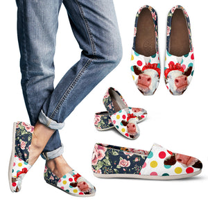 Women's Casual shoes - cow 05