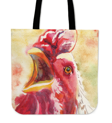 chicken painting-12-tote bag