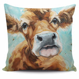 Cow Painting - P1 - Barnsmile.com-Barnsmile.com-shirt, tees, clothings, accessories, shoes, home decor