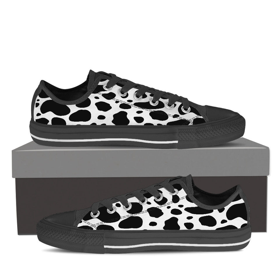 Cow skin - Canvas Shoes