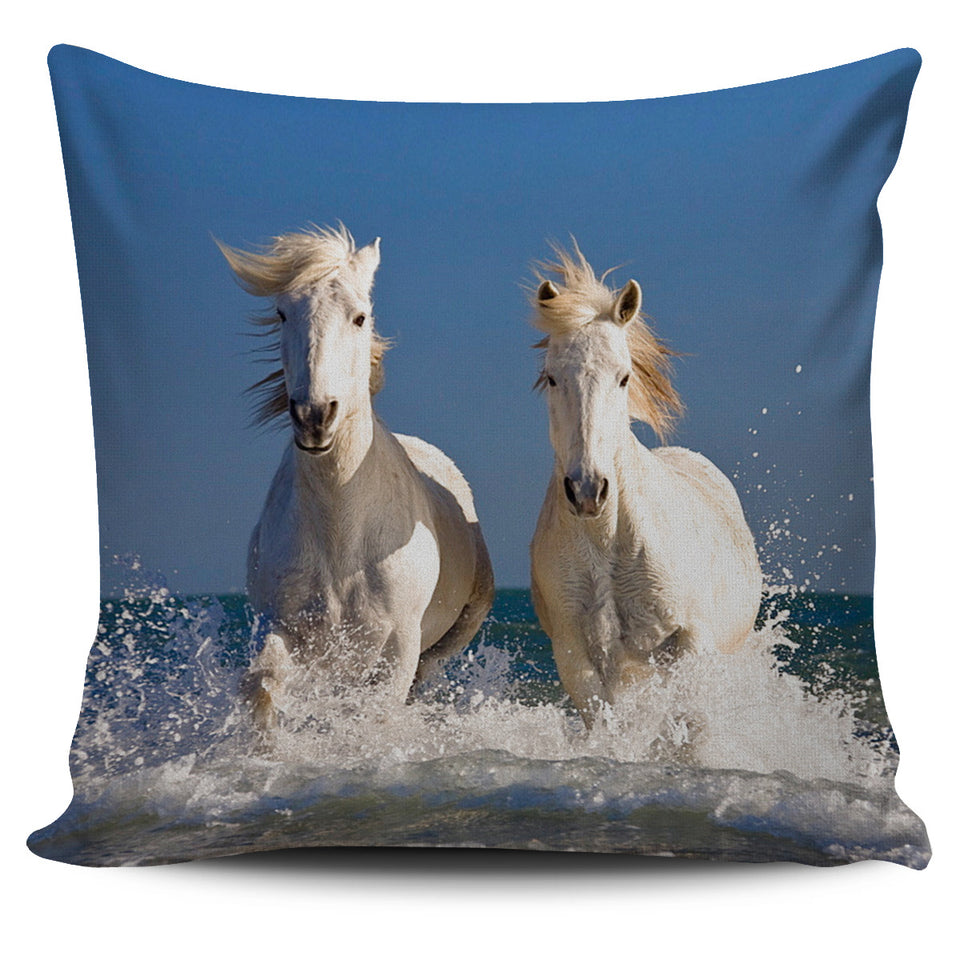 Horse Lovers - Pillow Cover 3