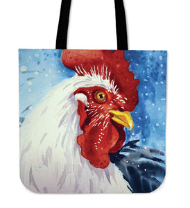 chicken painting-10-tote bag
