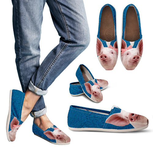 Women's casual shoes - Pig 01