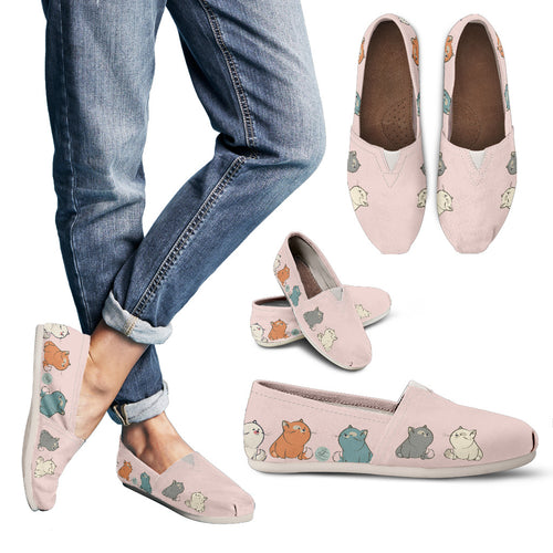 Plump Cat Women's Casual Shoes