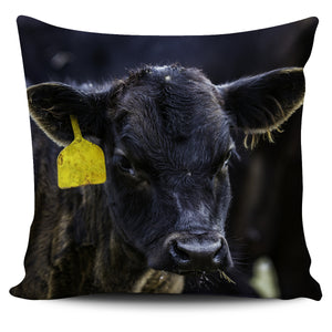 angus printed -p3 - Pillow Cover