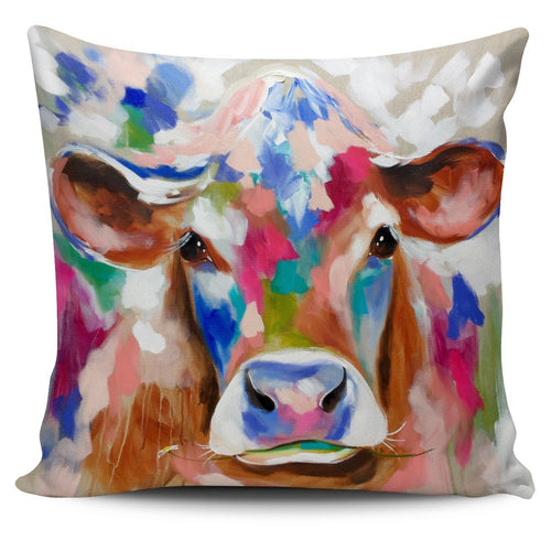 cow color -  Pillow Cover