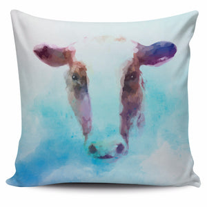 Head cow watercolor - Barnsmile.com-Barnsmile.com-shirt, tees, clothings, accessories, shoes, home decor