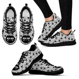 Cute Cat Sneakers