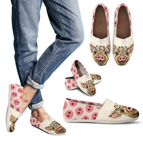Women's Casual shoes - Pig 02