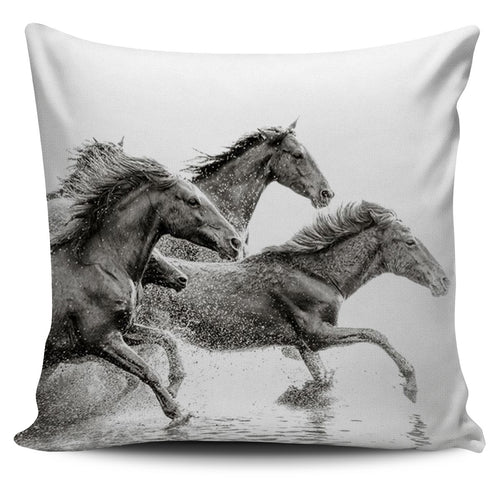 Horse Lovers - Pillow Cover 1