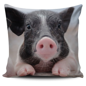 Printed Pig -03-pillow case