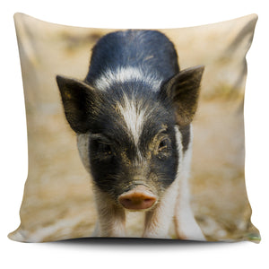 Printed Pig -01-pillow case