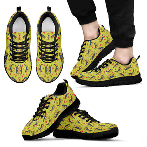 German Shepherd - Heart - sneakers-women, men, kid