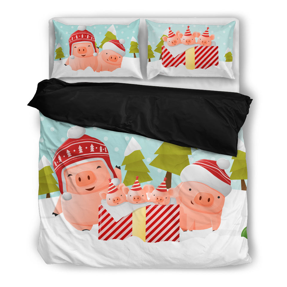 pig bedding set-05