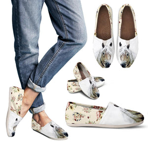 Women's Casual Shoes - Horse 2