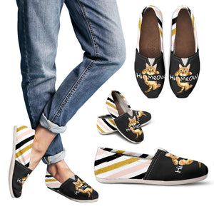 Women's Casual Shoes - Cat Hi Meow