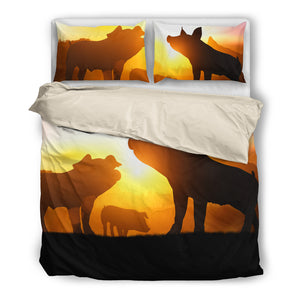 Pig bedding set-04
