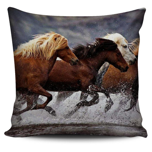 Horse Lovers - Pillow Cover 2