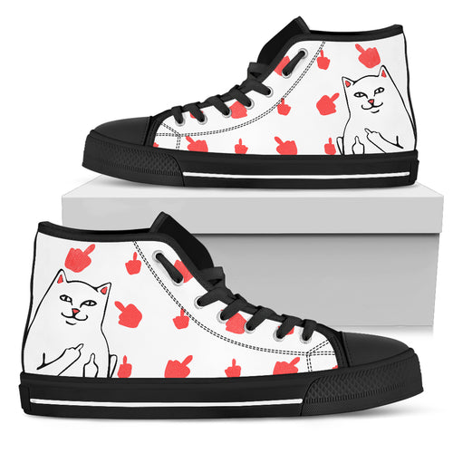 CAT SHOES Women's High Top