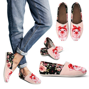 Women's Casual shoes - Pig 04