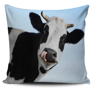 Cow Pillow Cover