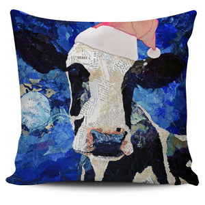 Pillow Cover - cow painting style 10