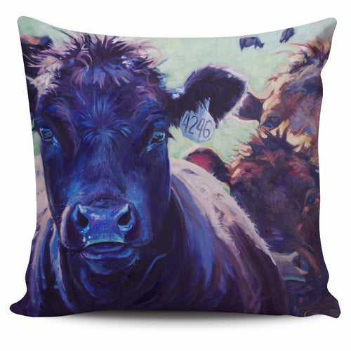 pillow case for cow lovers