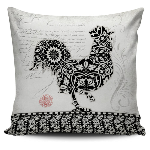 Country Farm Life Collection - Chicken Pillow Cover