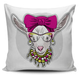 4 pillow covers - Goat Lovers
