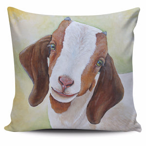 Goat painting -sea