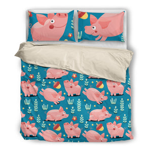 Pig bedding set-03