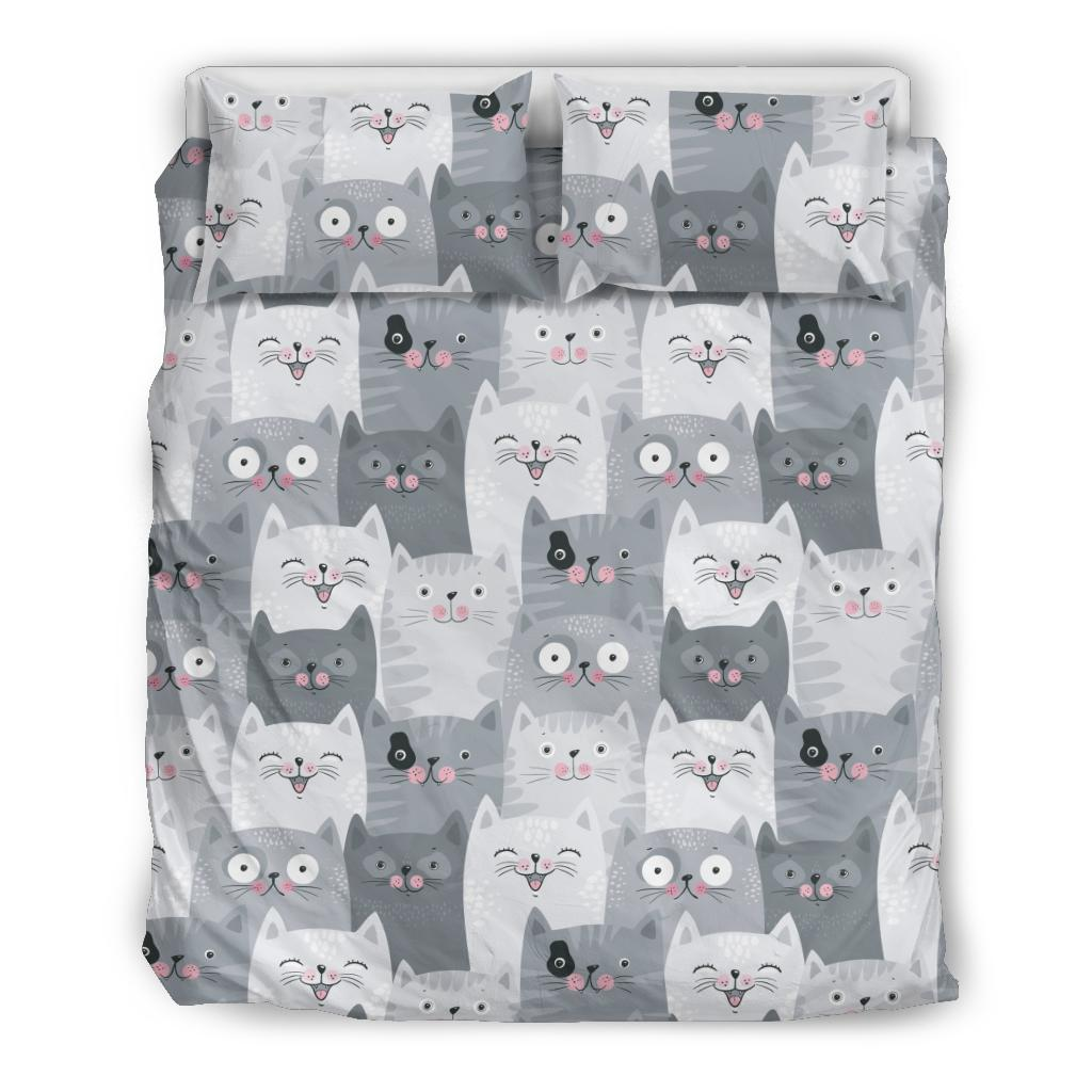 Funny Cats bedding set