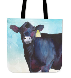 Love Black - tote bag - Barnsmile.com-Barnsmile.com-shirt, tees, clothings, accessories, shoes, home decor