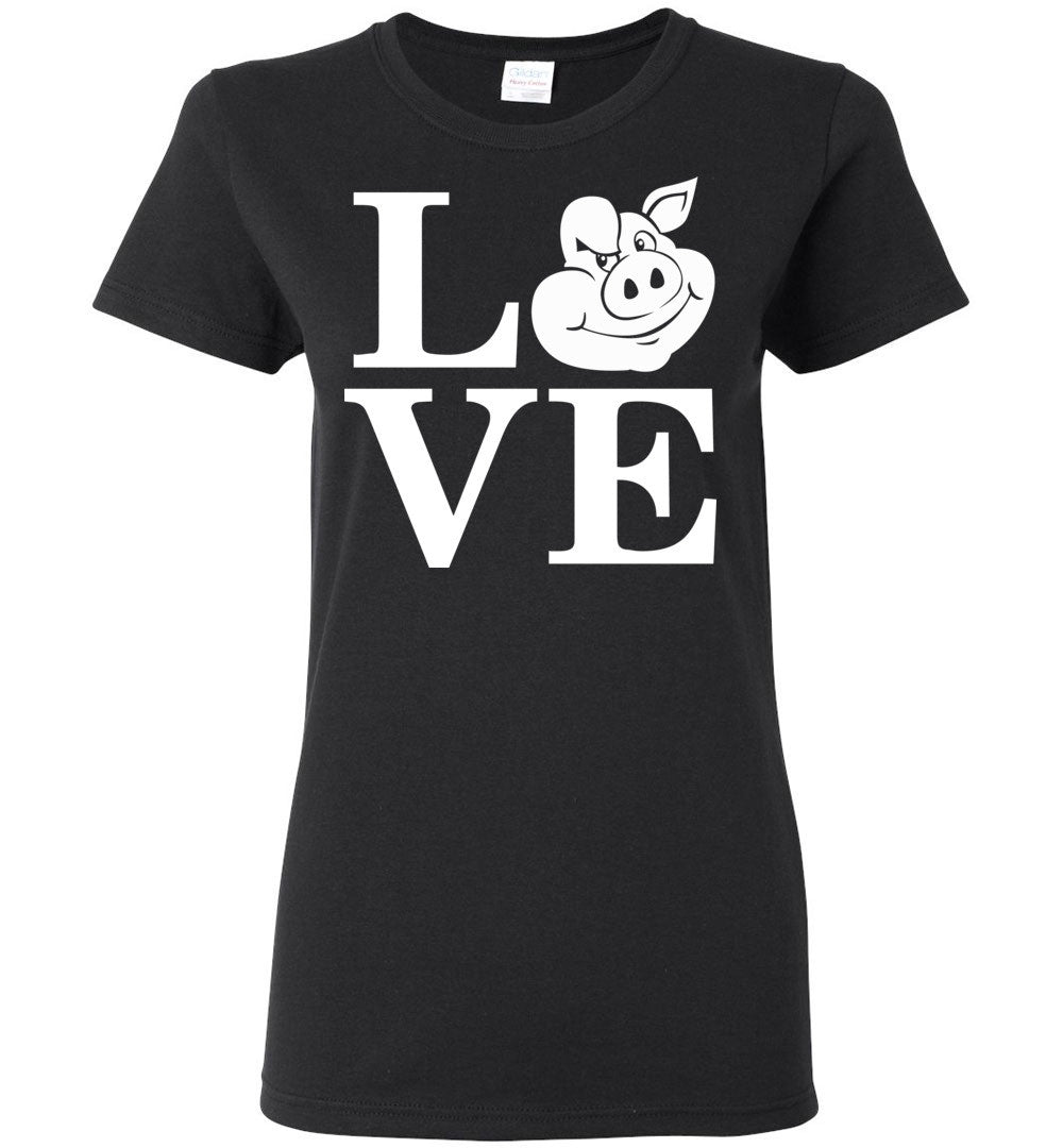 Love Pig - Barnsmile.com-Barnsmile.com-shirt, tees, clothings, accessories, shoes, home decor