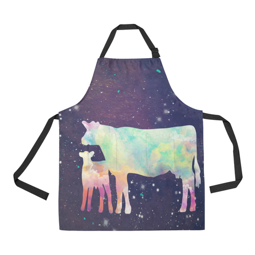 cow All Over Print Apron 13
