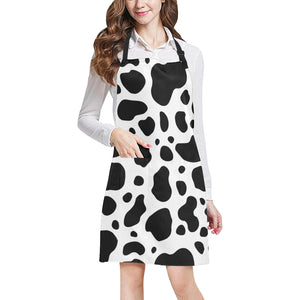 cow All Over Print Apron 01