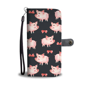 Pig 1 - wallet case phone