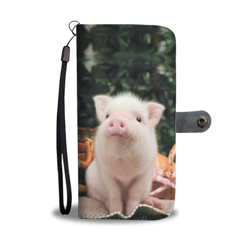 Pig 5 - wallet case phone