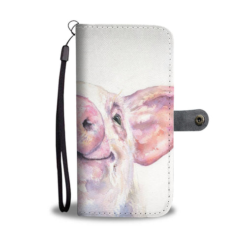Pig 11 - wallet case phone