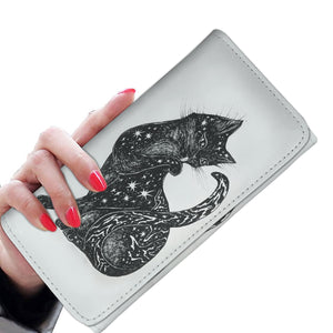 Cat 5 - women's wallet